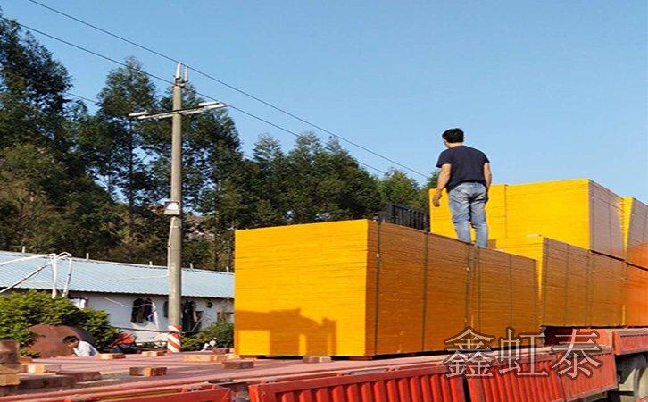 发往广东的广西建筑模板