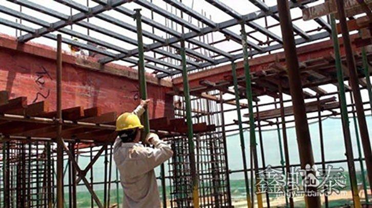 施工需知的建筑模板搭设技巧