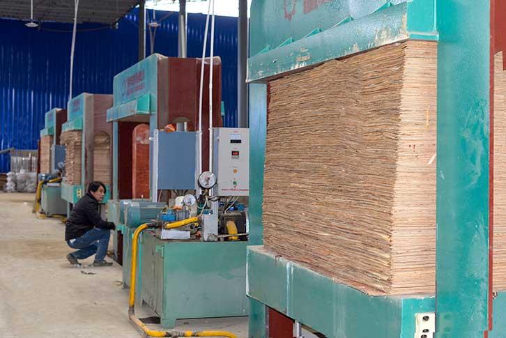 模板行业响应绿色环保,改变生产模式