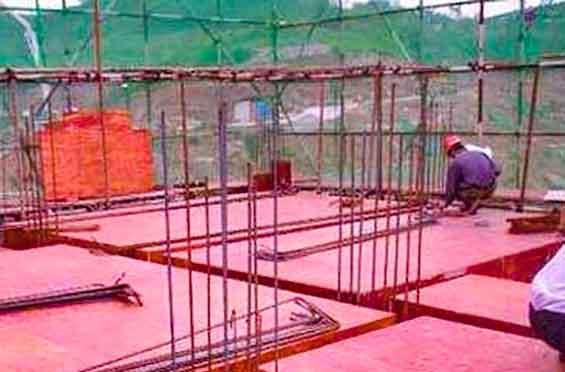 广西建筑工程用胶合板