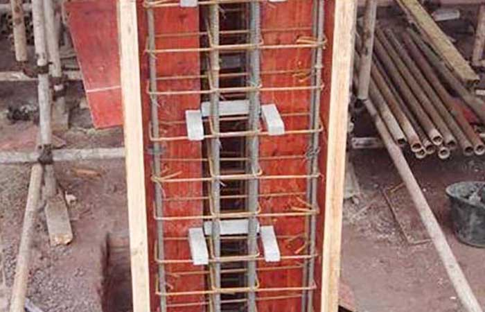 工程建筑木模板材料