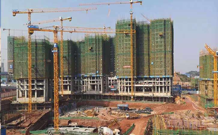 建筑模板工程的施工