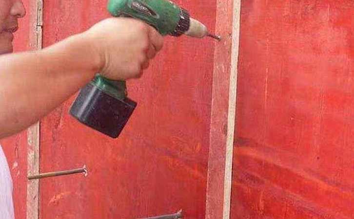 建筑模板静弯曲强度测试