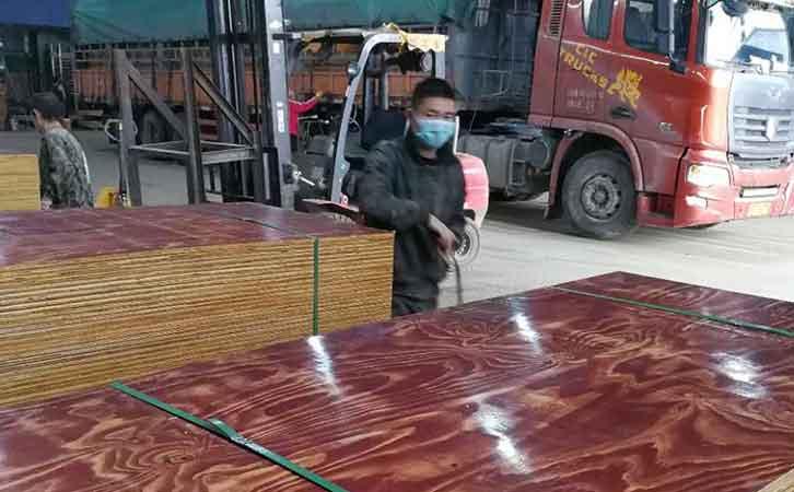 酚醛胶合板建筑模板