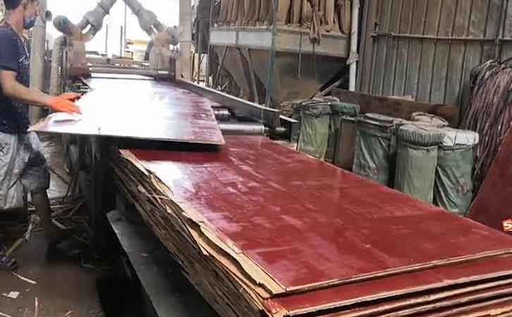 正确选择建筑胶合板的技巧