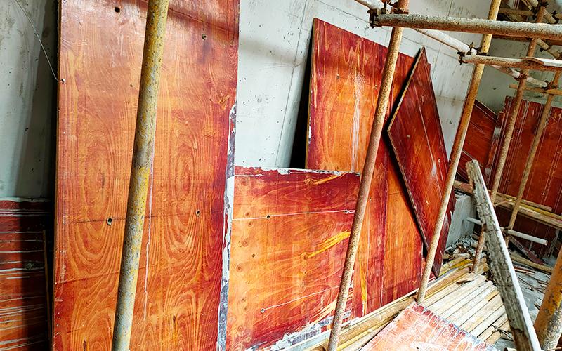 工程建筑红板